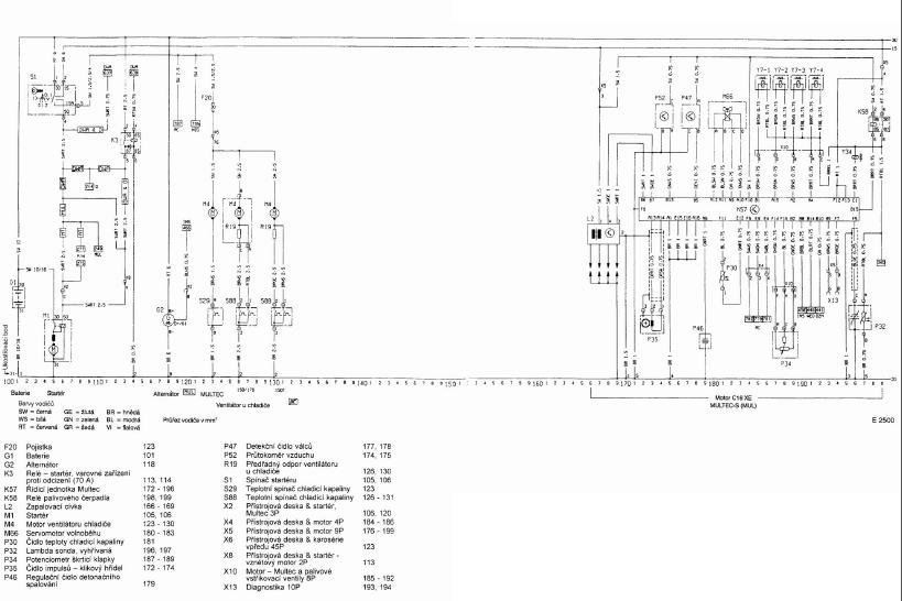 Schema Elettrico Opel Corsa D : Schema elettrico opel corsa b ventola