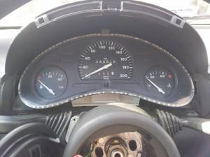 Výměna budíků přístrojové desky Opel Corsa B 4