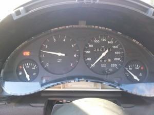 Výměna budíků přístrojové desky Opel Corsa B 7