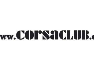 corsaclub samolepky