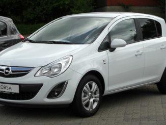 Opel Corsa recenze